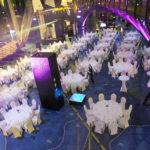 Orangetime Event I Event set up