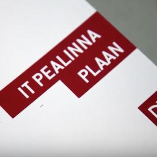 IT Pealinna Plaan I Net Group I Orangetime