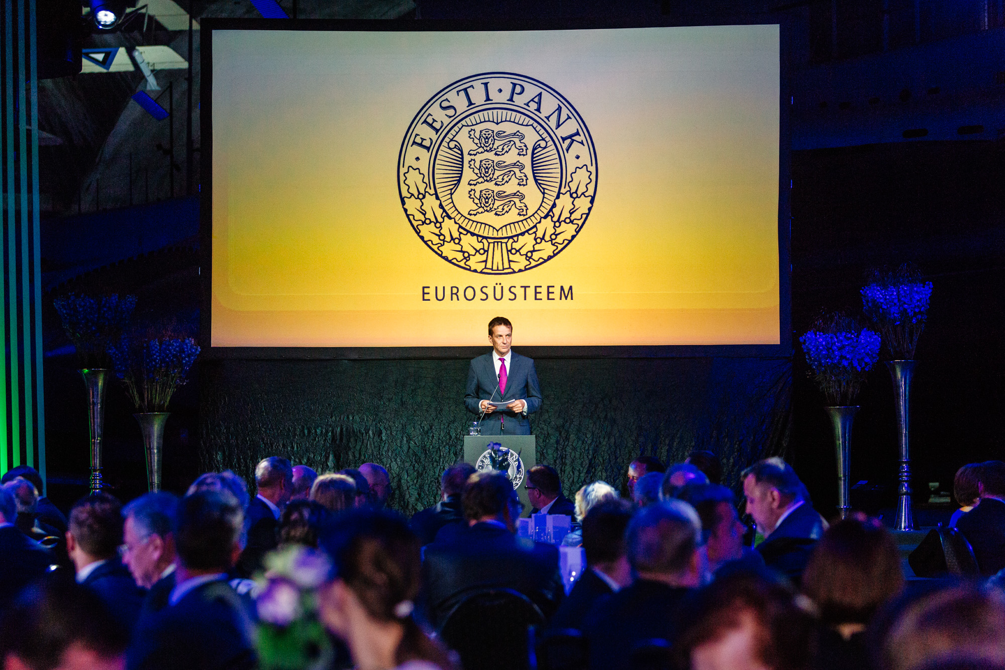 Eesti pank - speeches