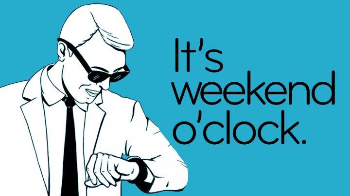 aga mida sa nädalavahetusel tegid?