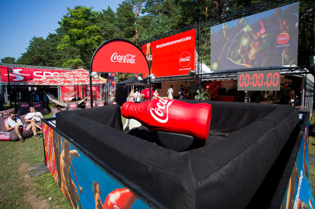 coca-cola, positivus, suvefestivalid, rodeo