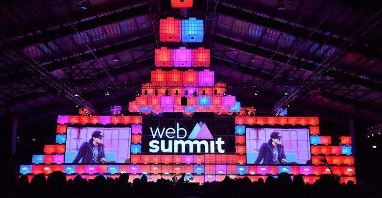 web summit, stage