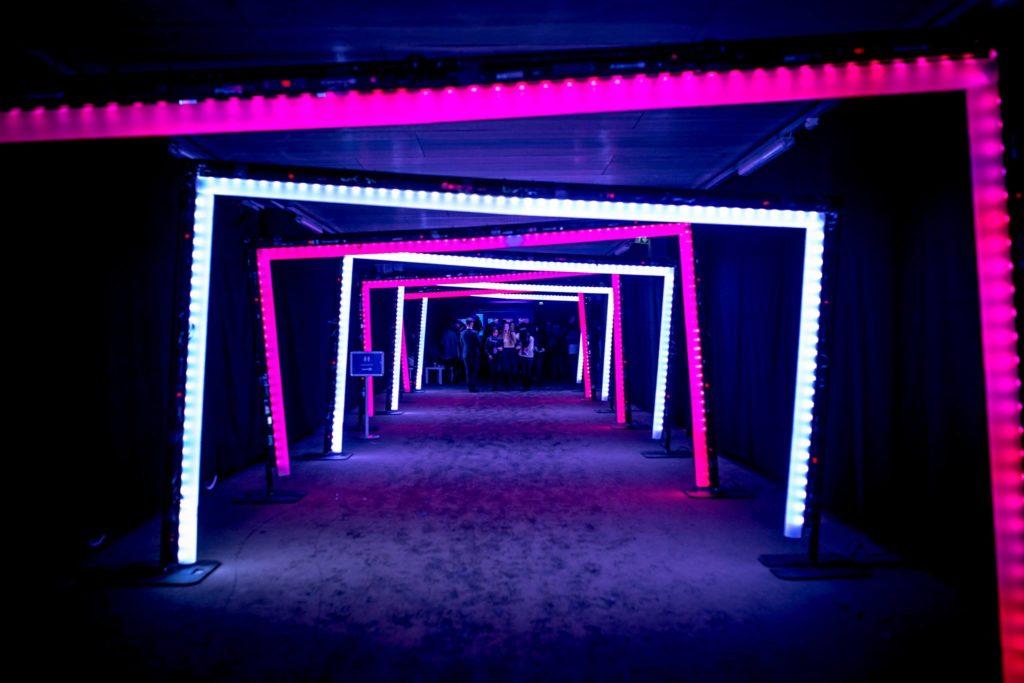 gate-lights