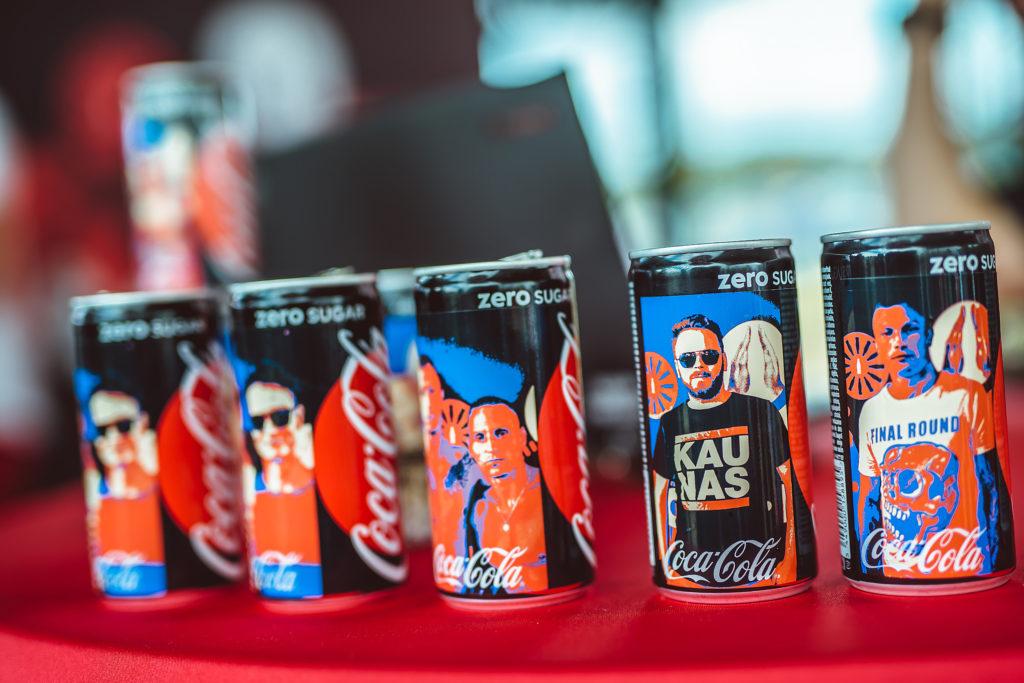 coca-cola purgid