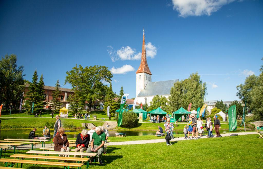 rakvere kirik - metsapäev